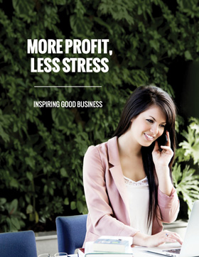 More Profit: Less Stress